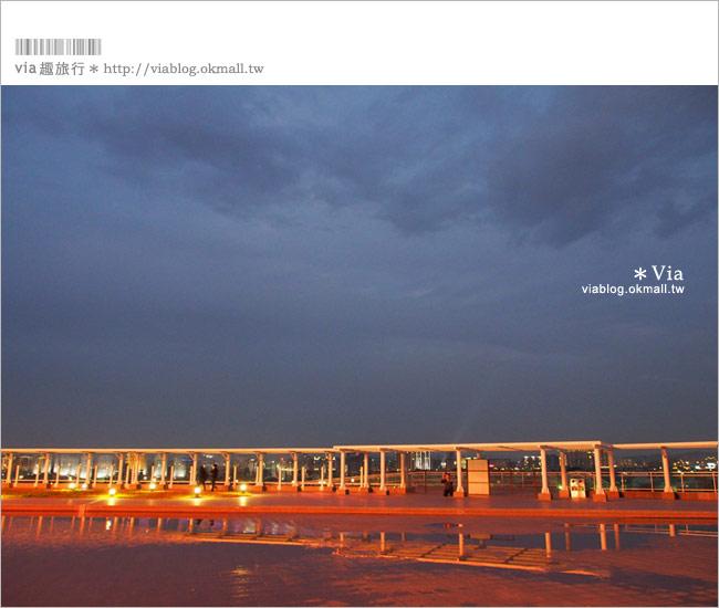 【世博天燈館】新竹世博台灣館:天燈造型~點亮新竹的美麗夜空!