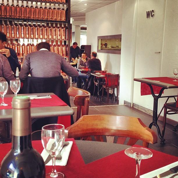 Restaurant Montaudran Toulouse