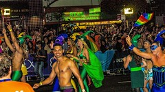rave(0.0), samba(0.0), saint patrick's day(0.0), festival(1.0), pride parade(1.0), carnival(1.0), people(1.0), event(1.0), crowd(1.0),