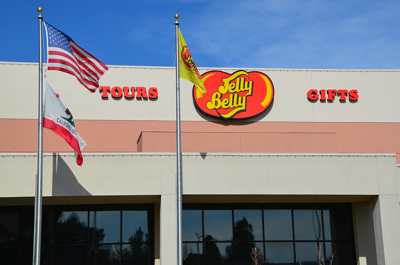 Jelly Belly, Fairfield