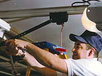 Garage door service in Aurora Colorado