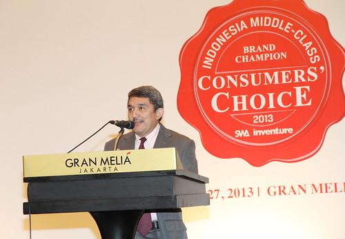 Indonesia Middle-Class Brand Forum 2013-Kemal Gani
