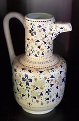 art, serveware, jug, pottery, cobalt blue, vase, ceramic, blue, porcelain,