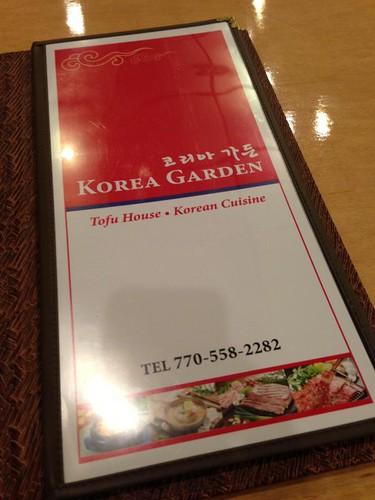Korea Garden (BuHi)