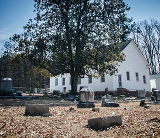 Mount Horeb Baptist Church and Cemetery