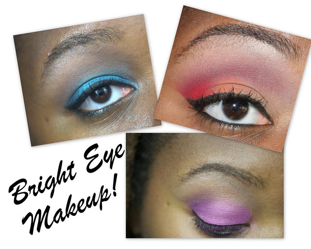 Target Spring Beauty: Bright Eyeshadow For The Win!