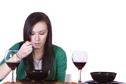 Pour vous nourrir, il faudra passer par de la nourriture liquide, crémeuse ou en purée