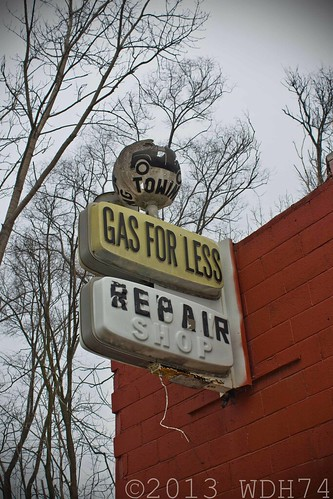 Gas For Less by William 74