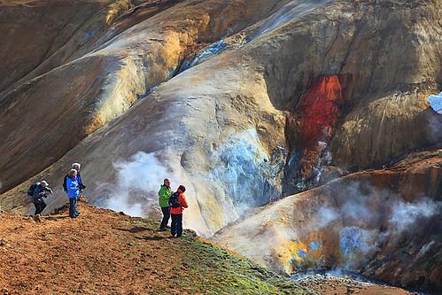 travel nature landscape volcano iceland islandia outdoor hiking geothermal ísland kerlingarfjöll hveradalir natureiceland canoneos5dmarkii canonef2470mm128lusm sigmundurandresson 500pxtours