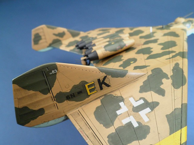 """Opération """"Kill the King"""" [ Arado Ar. E.555 Revell 1/72 ] 8557843328_3de3b6e856_z"""