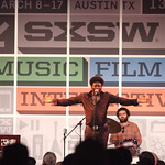 Fri, 15/03/2013 - 3:34am - Charles Bradley at the WFUV Public Radio Rocks Day Stage, SXSW. 3-15-2013. Photo by Gus Philippas