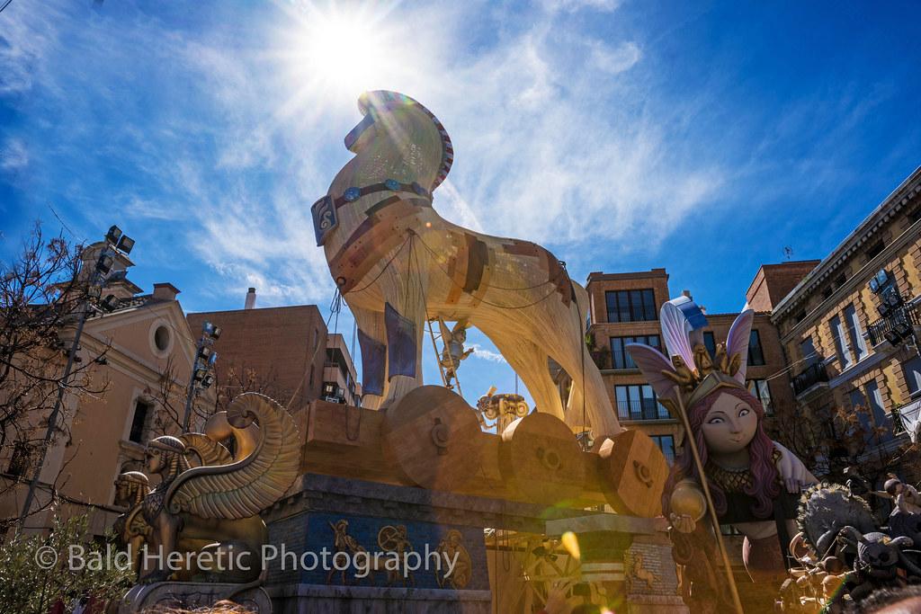 Trojan Horse Falla