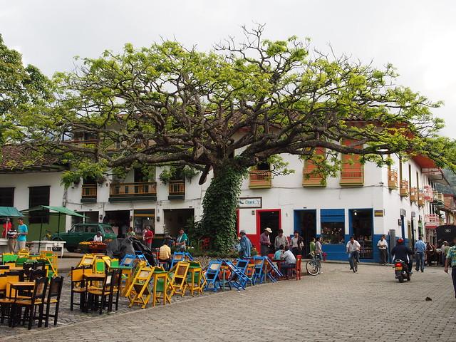 Jard n el pueblo casi secreto de antioquia hotel posada for Adidas ecuador quito mall el jardin