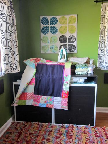 Aria's quilt