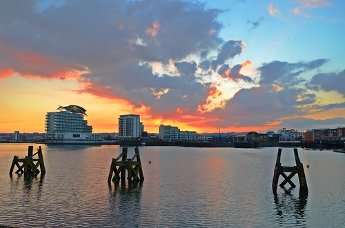 Cardiff Bay 1 by birbee