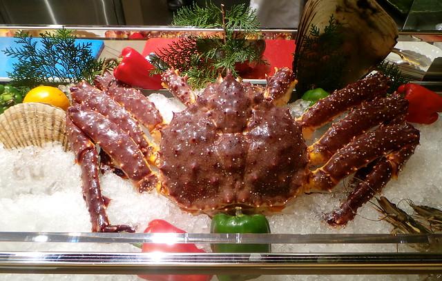 Giant Hokkaido crab