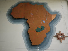 Africa at Lusaka Airport