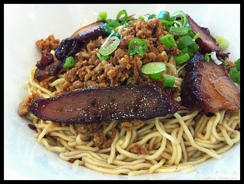 Face To Face : Traditional Sarawak Noodles