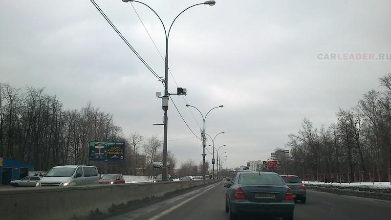 Камера ГИБДД