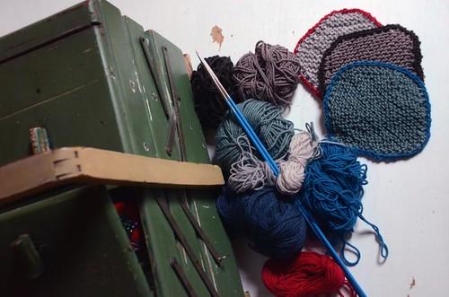 knit-mending