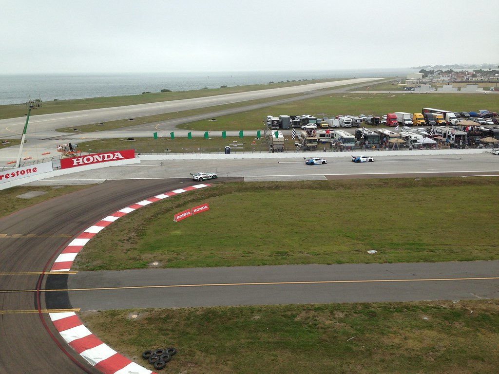 #GPSTPETE: #PirelliWC UNDER way, Turns 14 from Airport Control Tower @NBCSPORTS @WCRacing