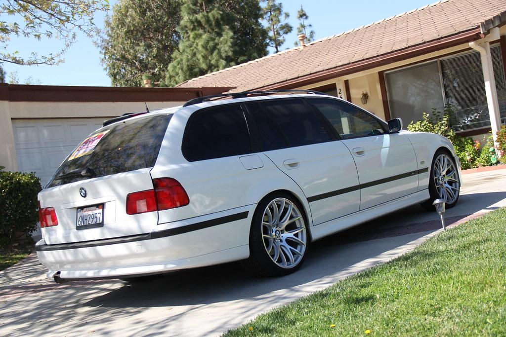 E39 1999 Bmw 540it Wagon