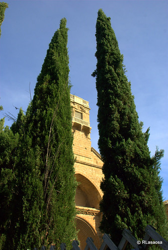 Monasterio de la Oliva - Navarra by Rufino Lasaosa