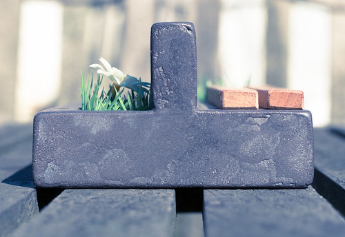 Stoned Obstacles - Streetbench 2.0