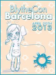 Blythecon Barcelona 2013