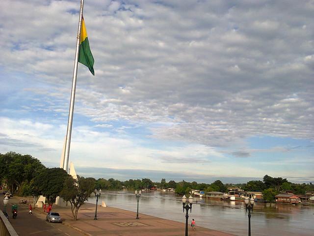 Rio Acre _março 2013