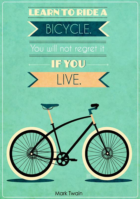 Bike Quotes #1