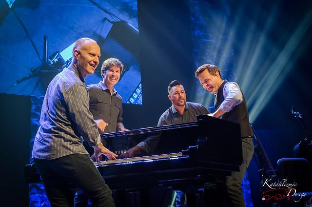 The Piano Guys - Comerica Theatre 8-5-16
