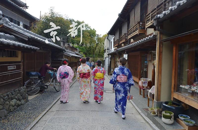 京都 清水寺二年坂