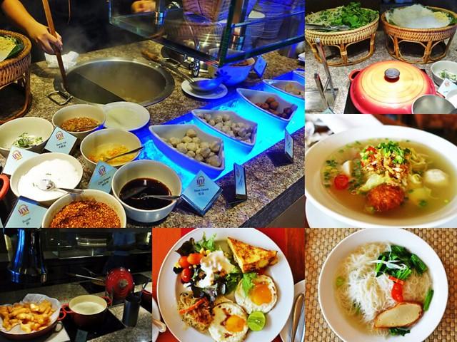 泰國 曼谷香格里拉大飯店 Shangri-La Hotel buffet-5