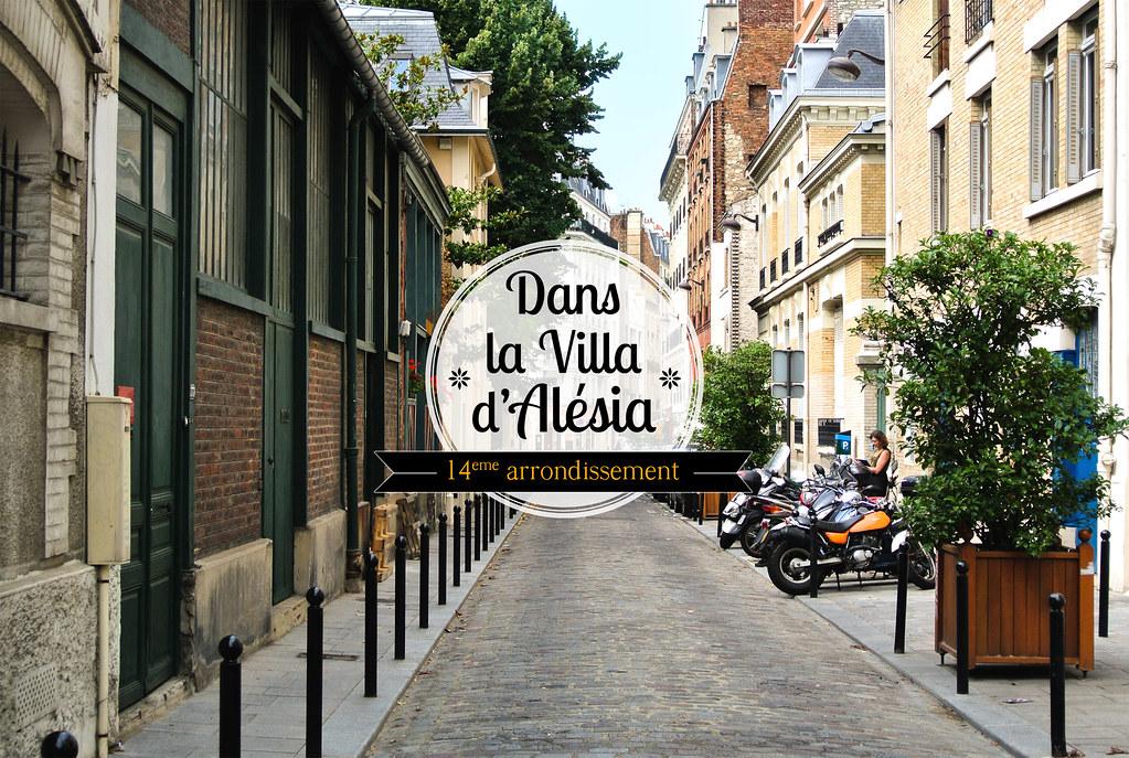La Villa d'Alésia