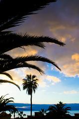 Los Gigantes Sunset. Tenerife. Thomas Tolkien Photography