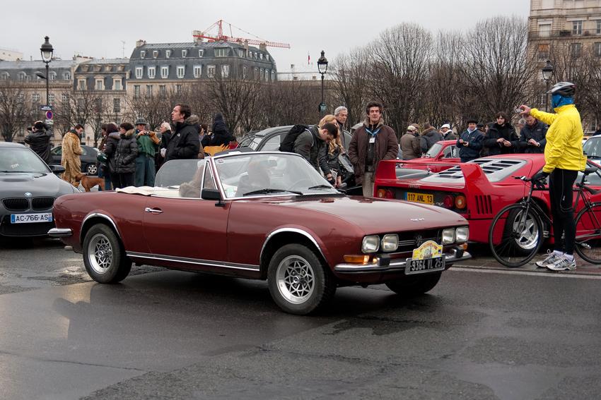 1969–74 Peugeot 504 Cabriolet