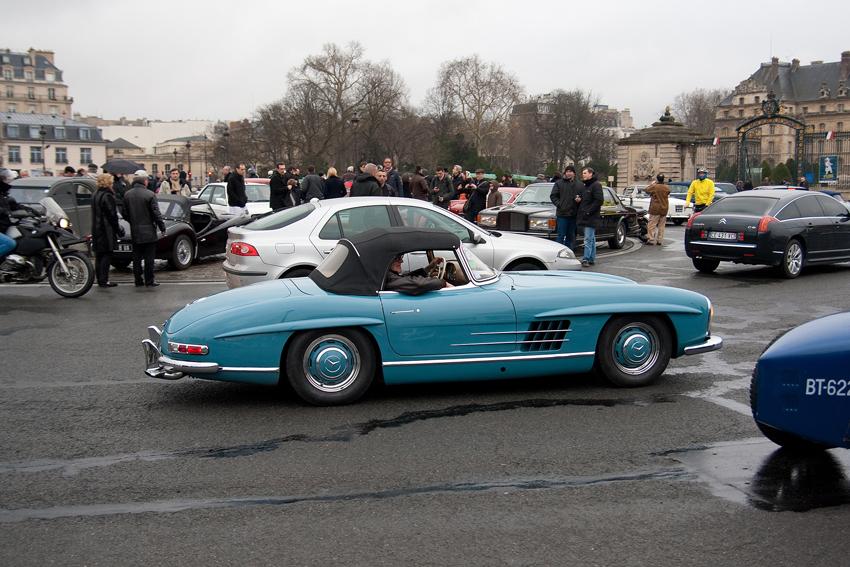 1957–63 Mercedes-Benz 300 SL (R198)