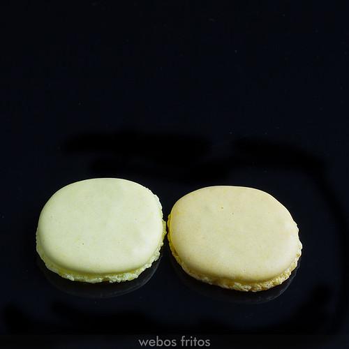 Macaron tostado
