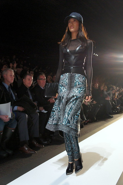 NYFW Day 3: Herve Leger AW13