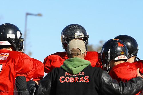 Sueca Ricers-Murcia Cobras.LNFJr.2013