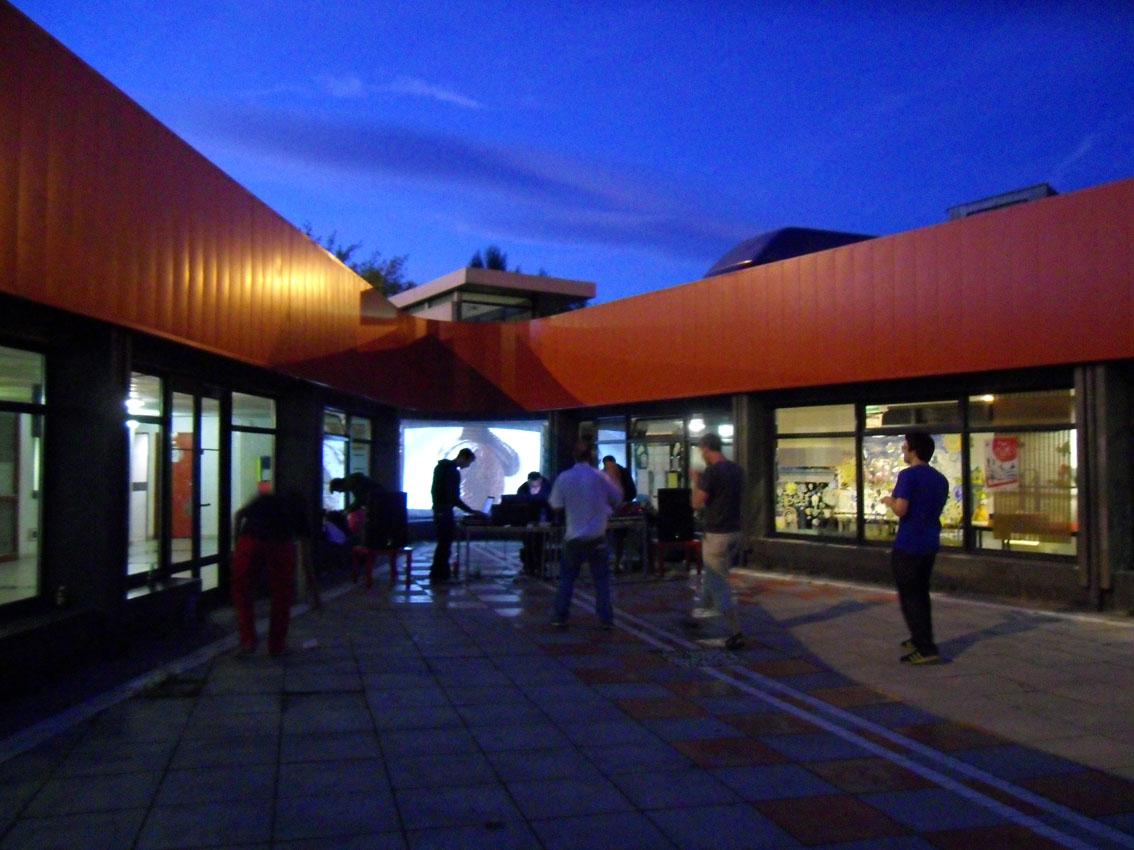 2010 - Soirée Open Lab #1