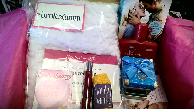 PopSugar Must Have Box - February 2013