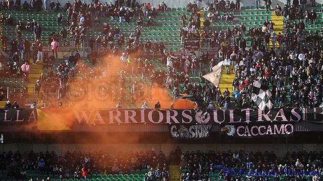 Palermo, 1-2 Siena e Serie B certa$