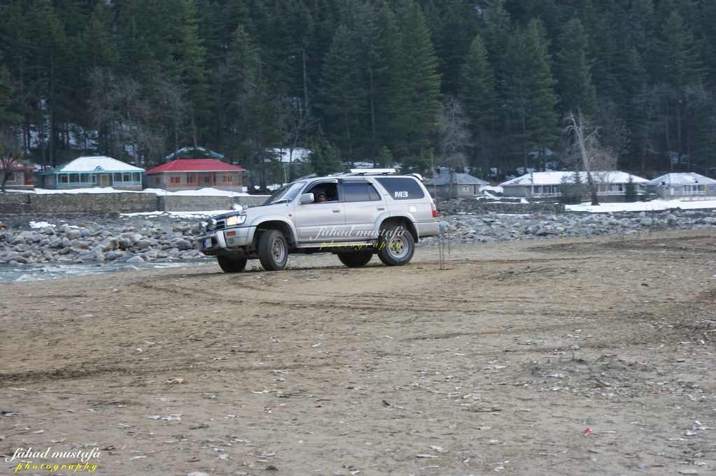 Muzaffarabad Jeep Club Neelum Snow Cross - 8468177913 470100cd68 b