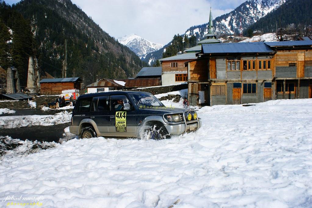 Muzaffarabad Jeep Club Neelum Snow Cross - 8470981341 55236c92b6 b