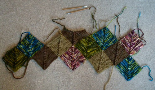 mal and manos leftovers by gradschoolknitter