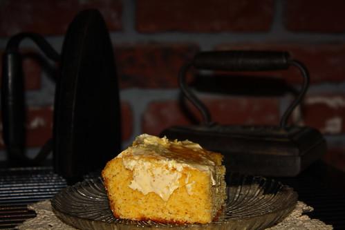 Rhode Island Johnny Cake by jbmikmaq via I {heart} Rhody
