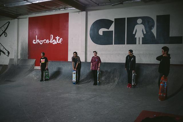 Active Shop Riders