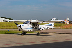 aviation, airplane, propeller driven aircraft, vehicle, cessna 172,